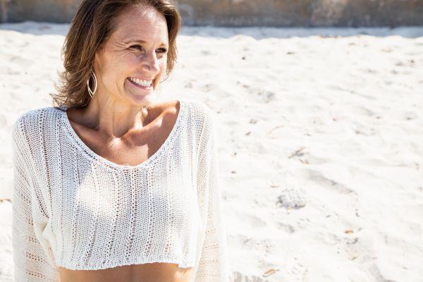 Justine Baruch transformation